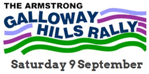 Galloway Hills Rally