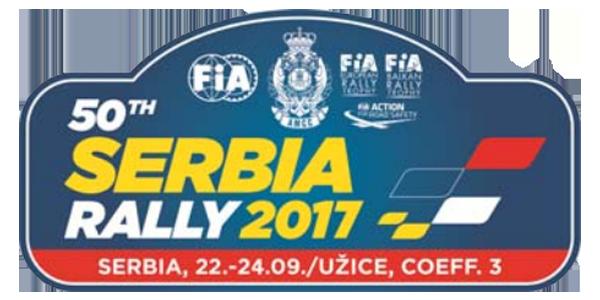 Rally Serbia